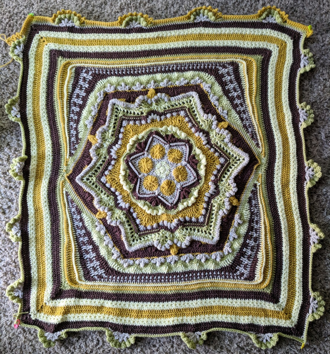Cosmic Cal Part 4 Abbey Normal Stitches